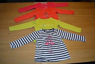 Lot tshirts manches longues 24 mois fille