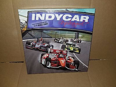 Indy Car Indycar Unplugged Racing Board Game Used Counted & Complete 2012
