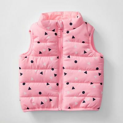 NEW Baby Padded Puffer Vest