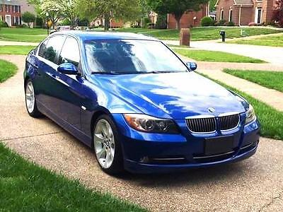 2007 BMW 3-Series 335i 2007 BMW 335i Fully Loaded Twin Turbo Navigation Sport Package....NO RESERVE!!!