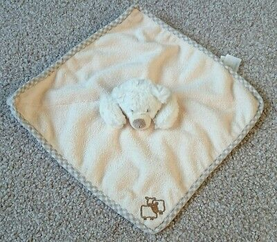 Jomanda Bear Baby Comforter Soother Comfort Blanket Soft Toy