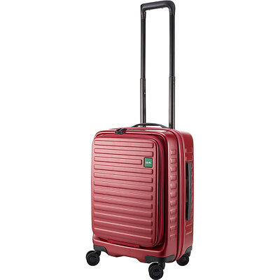 """Lojel Cubo 21"""" Carry-On Spinner 4 Colors Hardside Carry-On NEW"""
