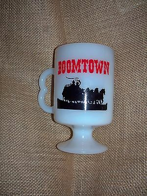 Vintage Coffee Cups, Boomtown, 2 Pieces
