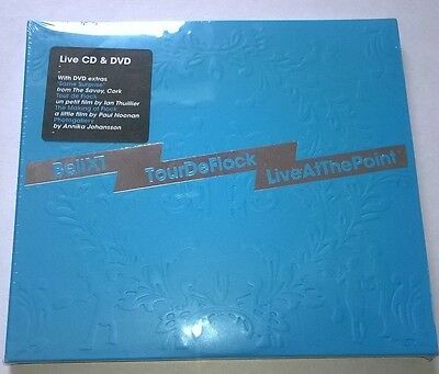 Bell X1 * Tour De Flock Live At The Point * Cd / Dvd 2 Disc Set New Sealed Irish