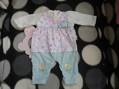 Lovely BABY ANNABELL Doll ~ OUTFIT Suit CLOTHES