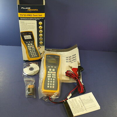 Brand New Fluke TS53 Pro Test Set, Original box!