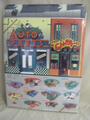 Chevron Toy Car Carrying Case New Sealed