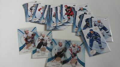 2013-14 UD Ice & Inserts 13-14 13/14 Upper Deck You Pick UPick From List Lot