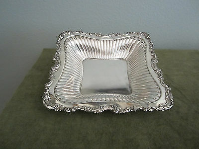 VINTAGE REED AND BARTON, EPNS, SERVING DISH, EARLY 40's