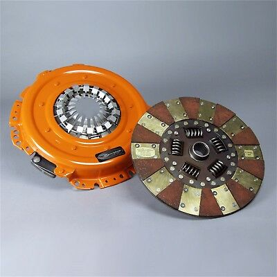 Centerforce DF017010 Dual Friction Clutch Pressure Plate And Disc Set