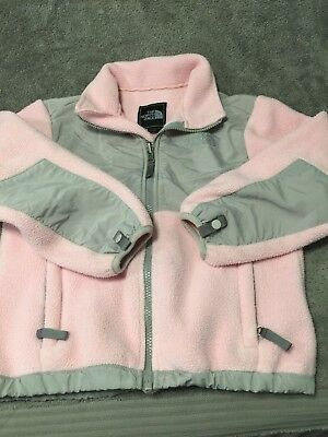 Girls North Face Jacket size S-P  7/8