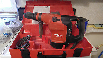 HILTI TE 76P-ATC Rotary Hammer Drill SDS MAX TE-Y   *Excellent Used Condition*