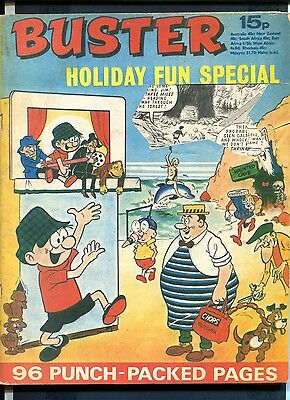 1971 Buster holiday Fun Special