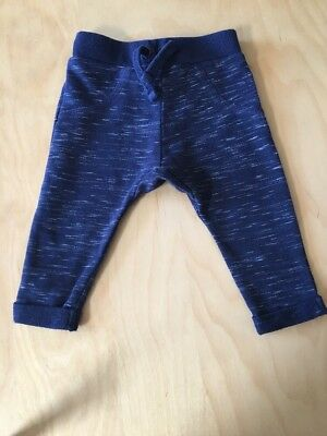 Baby Boys Skinny Joggers 3-6 Months