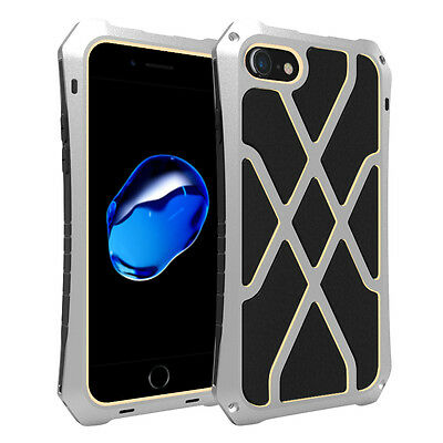 Shockproof Phone Cover For iPhone 7 8 Plus Ultra Slim Hybrid Bumper Case