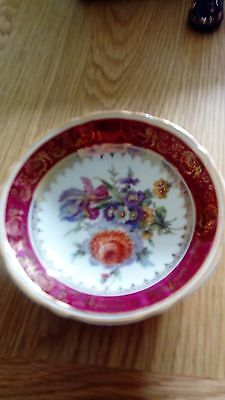 A Beautiful  Limoges Dish ##must Be Seen##
