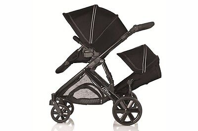 Britax B Dual Double Travel System