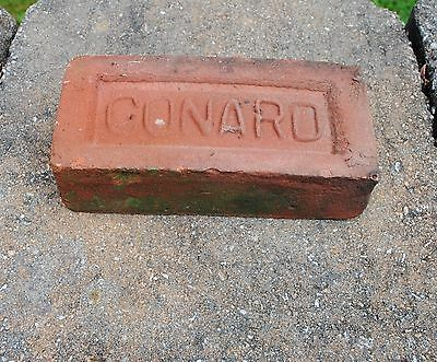 Old Collectible Vintage Antique Authentic Conard Brick Ohio Brick Co Landscaping