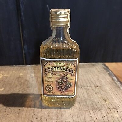 Mini Jose Cuervo Bottle With Box Sealed