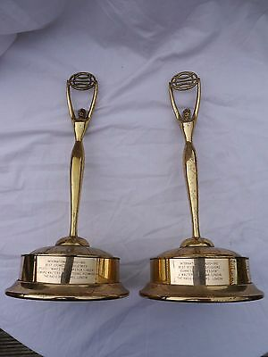 R.S. Owens and Co. International Radio Awards 1981 Brass