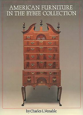 American 18th-19th Century Antique Furniture - Types Makers Forms /  Scarce Book