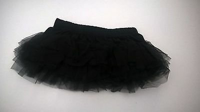 Baby Toddler Black Tutu 0-24 months - Party, valentine's, Princess, Dance