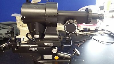 Marco Keratometer model 1 as pictured nice condition needs a bulb