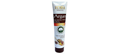 Hand and Nail Cream With Argan Oil