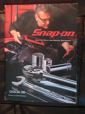 Snap-On Tools Catalog 700 October 2003 630032017