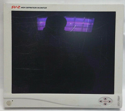 Stryker SV-2 High Definition Flat Panel Monitor 240-030-920 Endoscopy