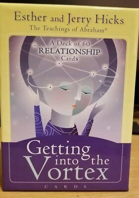 Getting into the Vortex Relationship Cards