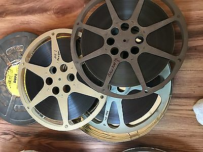 Under The Rainbow 1981 16mm film movie 3 reels Chevy Chase Carrie Fisher