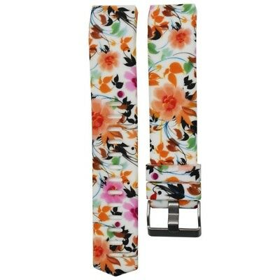 (N) - For Fitbit Charge 2 Band , LUNIWEI Colourful New Fashion Sports Silicone B