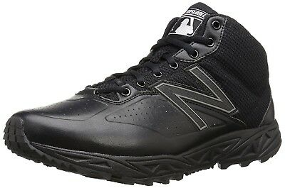 (11.5 D(M) US, Black) - New Balance Men's MU950V2 Umpire Mid Shoe. Free Shipping