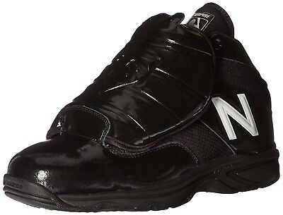 (15 4E US, Black/White) - New Balance Men's MU460V3 Baseball Shoes. Best Price