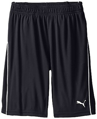 (Little Boys, 6, Puma Black) - PUMA Boys' Pure Core Short. Free Delivery