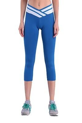 (Small, C2) - BONAS Women's Active Sports Pants Fitness Yoga Running Tights. Bes