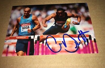 Aries Merritt Signed (USA)
