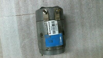 HPI AU3480 AMJ5729 24V DC Electric Motor for Hydraulic Pumps 3000rpm 1,5kW
