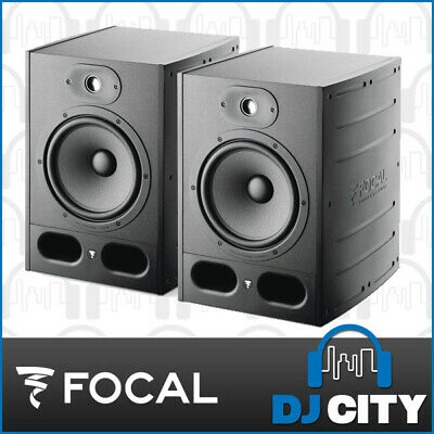 "Focal Alpha 80 Professional 8"" Powered Near Field Studio Monitors (Pair)"