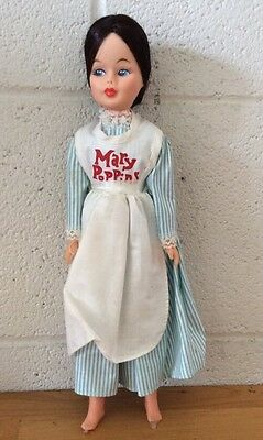 Vintage Horsman Mary Poppins Doll 1960s (KP131)