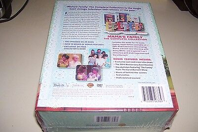 Mama's Family Complete Series Seasons, 1-6, 24 Disc Set Dvd, Brand New, Sealed