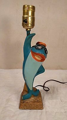 Vintage Charlie Tuna Starkist Lamp - COOL!
