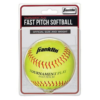 Franklin Sports Official Fast Pitch Softball, 30cm. Brand New