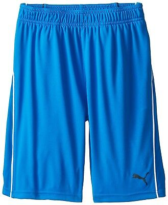(Little Boys, 5, Sky Blue) - PUMA Boys' Pure Core Short. Best Price