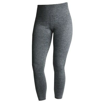 (Medium, Charcoal Space Dye) - FootJoy Women's Ankle Leggings. Free Delivery