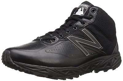 (13 4E US, Black) - New Balance Men's MU950V2 Umpire Mid Shoe. Brand New