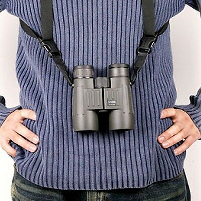 RANGEFINDER Harness Camera Leather Binocular Strap with Quick Release System i