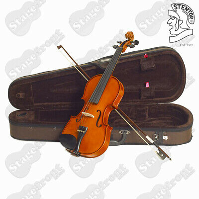 Stentor Standard Violin Outfit, Full-Size. A Great Starter For Students-  S1344