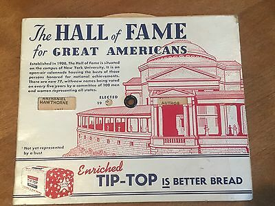Vintage Tip Top Bread Pemium Advertisement